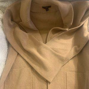 J. Crew Open Sweater Blazer size Large
